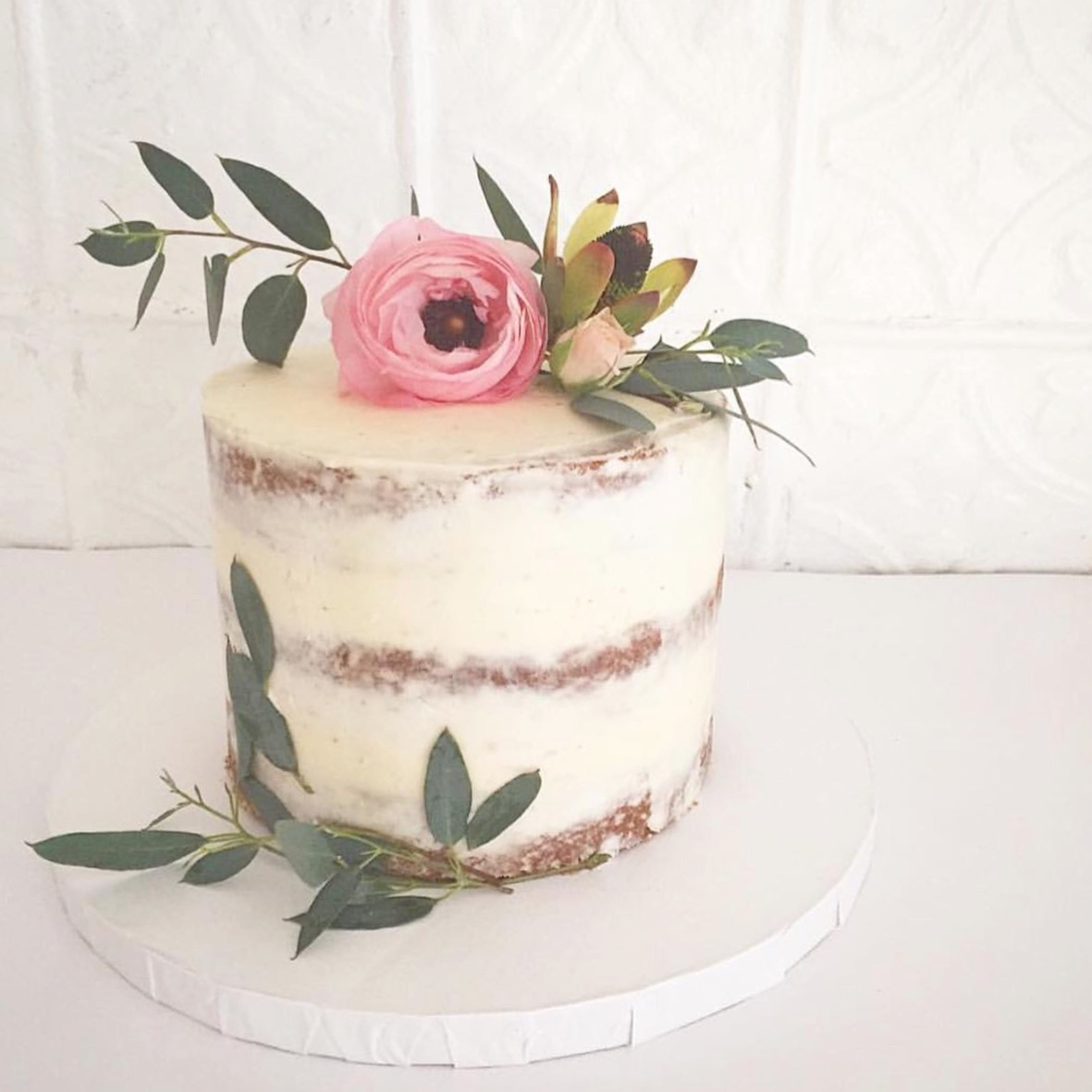 Beautiful Wedding Cakes By The Baking Grounds Bakery Café: Luckybird — Hand Crafted Cakes